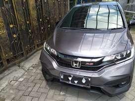 Honda Jazz GK5 RS CVT 2019 NIK 2018