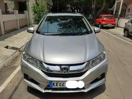 Honda City VX (O), MT Diesel, 2014, Diesel