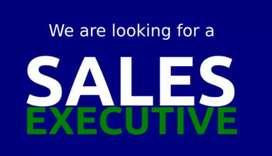 Job opening in sales