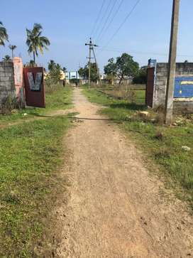 PPA approved plot for sale in kanniakoil
