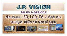 led tv display ripering