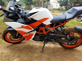 Ktm RC200 4 MONTH OLD