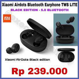 Earphone Bluetooth XIAOMI REDMI AIRDOTS TWS LITE Original BEST SELLER