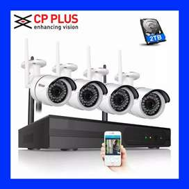 BUMPER SALE! NEW CCTV CAMERAS FHD+ SETUP AND INSTALLATION