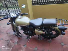 Latest model full Mat abs Royal Enfield classic in Tripunthura