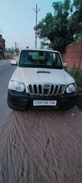 Mahindra Scorpio Getaway 2011 Diesel 97000 Km Driven