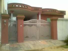 Double story house for sale in Wah