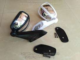 Fortuner Double Lense Fender Mirror