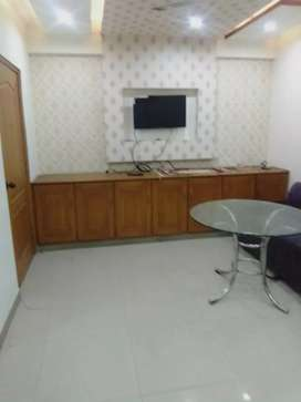 outstanding upper portion 4 rooms ideal 4 silent office in cavlry grnd