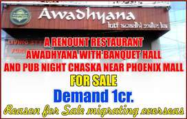 Awadhyana Restaurant, Awadhyana Banquet and Night Chaska Pub