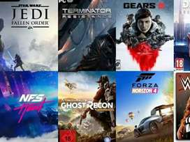 New and Latest PC Games for sell.