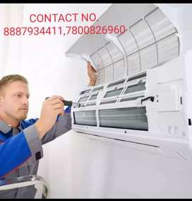 CONTACT FOR AC REPAIR AND INSTALLATION AND  HOME WIRING