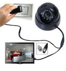 CCTV -2MP Dome Rotating Camera - TV View Without DVR