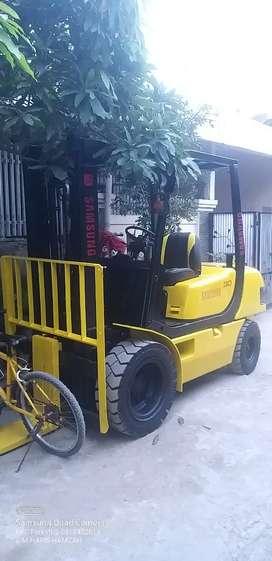 Forklift 3 ton samsung