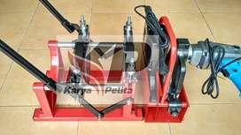 harga mesin las pipa hdpe tipe manual dan hydraulic