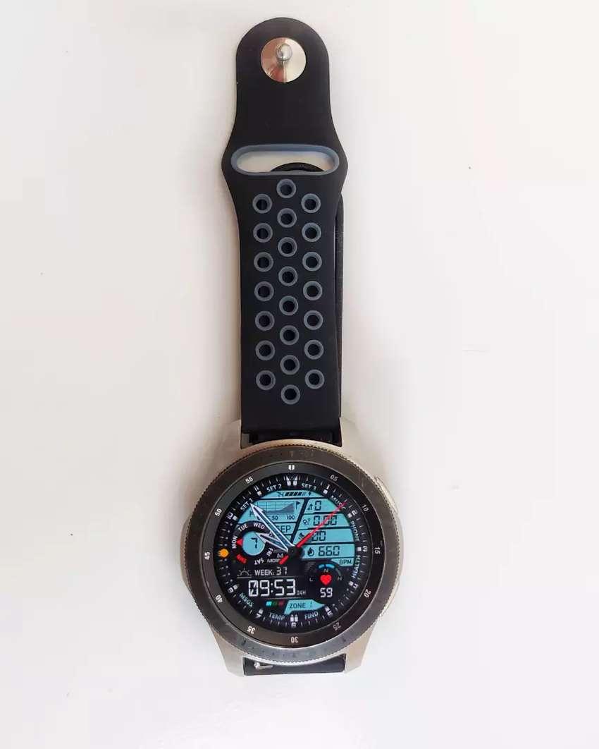 Samsung Galaxy Watch 46 mm Fullset 0