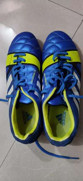 Adidas Football Shoes. Almost new.