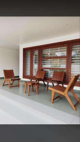 Nilambur teak products (A - Z Furniture available )