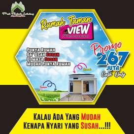 Rumah Taman Luas di Wilayah Bandung Timur
