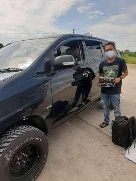 Mobil tetap STABIL & EMPUK di Jalan LUBANG karena pakai BALANCE DAMPER