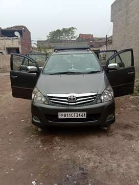 Available Innova for rent