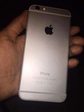 Iphone 6 128 gb good condition