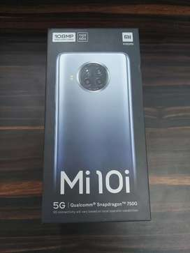 Mi 10i seal pack (6/128) limited offer less than market price