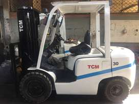 Forklift, forklip Tcm Siap Kerja