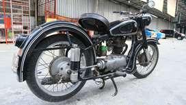Jual motor bmw R25 Tahun 1955