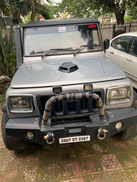 Mahindra Bolero Power Plus 2006 Diesel Well Maintained