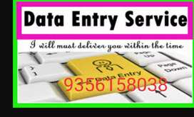 The company which have right to give home based data typing job