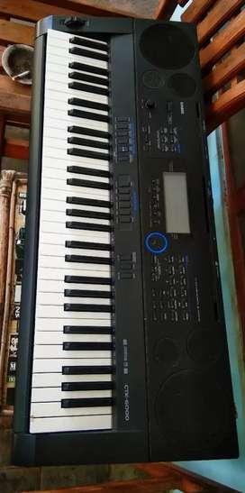 Keyboard, bass dan gitar