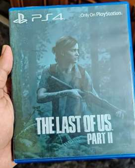 Ps4 game last of us 2