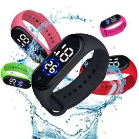 LED UNISEX DIGITAL NEW HOT AND COOL LOOK Digital Watch - For Boys