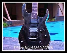 Gitar Listrik Ibanez Premium High Quality Tremolo Updown Floyd Rose