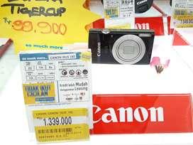 Dp 0% Kredit Kamera Canon Ixus 185