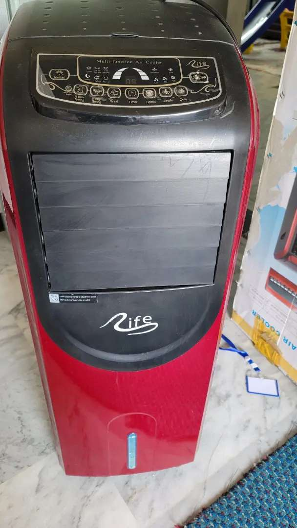 Automatic Air COOLER Life Brand with Remote Control