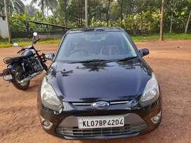 Ford Figo FIGO 1.2P TITANIUM+, 2010, Diesel