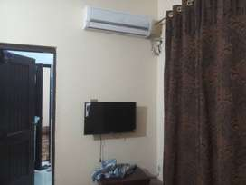 Fully furnished flat with brand new items