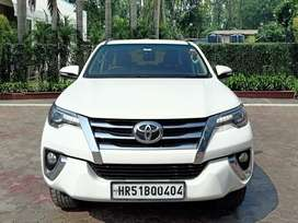Toyota Fortuner 2.8 2WD AT, 2017, Diesel