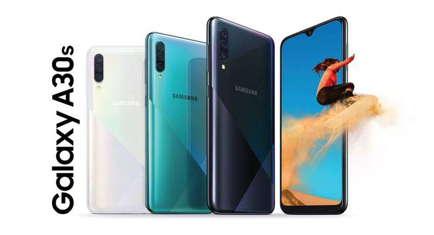 SAMSUNG GALAXY A30S ON EASY INSTALLMENTS 0