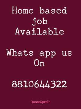 Simple typing jobs available