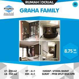DIJUAL CEPAT RUMAH GRAHA FAMILY