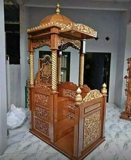 Mimbar Masjid / Podium Pidato (Cash On Delivery) 567