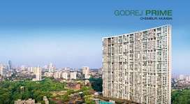 Limited Edition 2 BHK Private Residences in Godrej Prime at Chembur