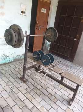 Gym dambal