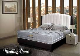 Mjb mebel - SALE!! new springbed wisdom healthy bone oerthopedic