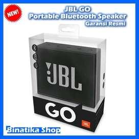 JBL GO Portable Bluetooth Speaker Garansi Resmi