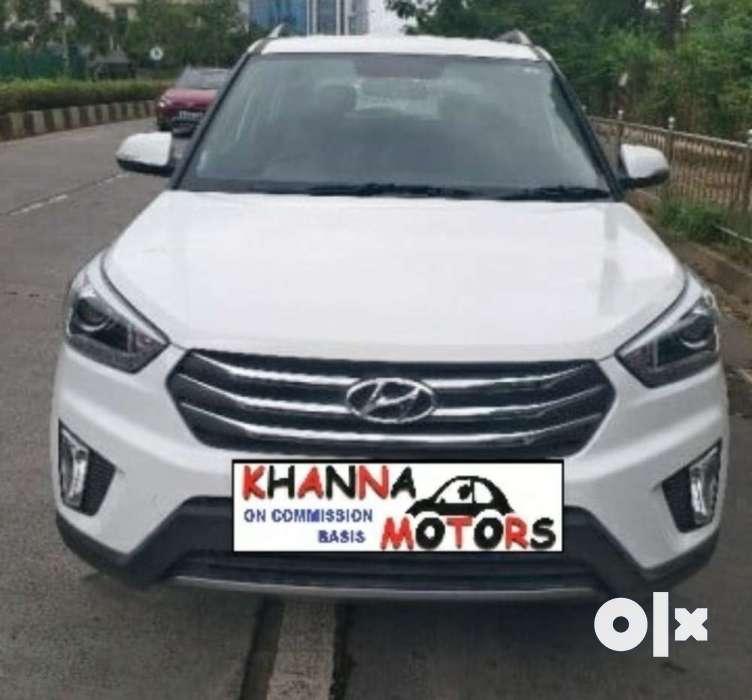 Hyundai Creta 1.6 SX, 2017, Petrol 0