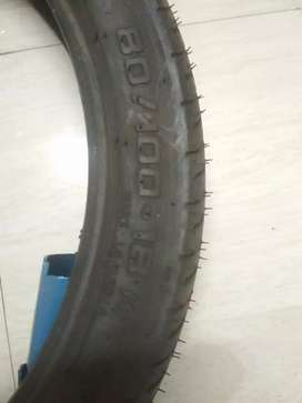 SALE OF MOTORCYCLE tyres